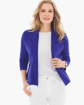 Chico's Structured Sara Cardigan