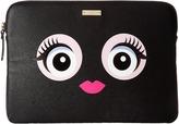 Kate Spade 13 Inch Monster Laptop Sleeve Case