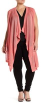 Melissa McCarthy Short Sleeve Sweater (Plus Size)