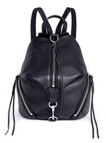Rebecca Minkoff 'Julian' medium pebbled leather backpack