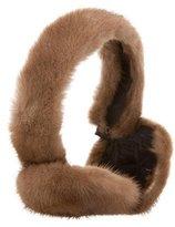 Mink Fur Earmuffs