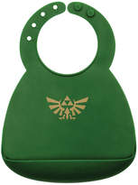 Bumkins Legends of Zelda Silicone Muscle Bib
