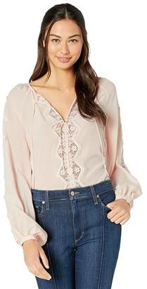Joie Bernabas (Peach Cream) Women's Clothing