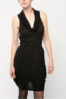 Cowl Neck Tulip Dress