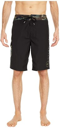 O'Neill Santa Cruz Printed Boardshorts (Camo 2) Men's Swimwear