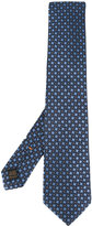 Ermenegildo Zegna woven tie - men - Silk - One Size