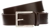 a. testoni Lux Calf Leather Belt