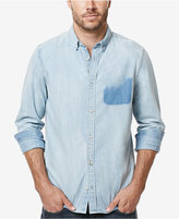Buffalo David Bitton Men's Sigmun Denim Shirt