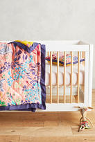 Anthropologie Folkloric Toddler Quilt & Playmat