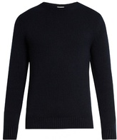 Saint Laurent Crew-neck cashmere sweater