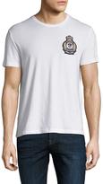 Alexander McQueen Cotton Crewneck T-Shirt