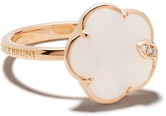 Pasquale Bruni 18kt rose gold Petit Joli agate and diamond ring
