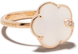 Pasquale Bruni 18kt rose gold Petit Joli agate and diamond ring
