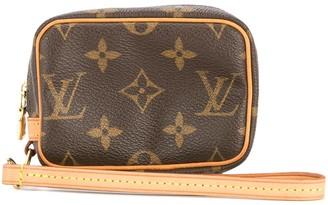Louis Vuitton pre-owned Monogram Trousse Wapity pouch