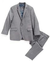 Appaman Toddler Boy's Mod Plaid Suit