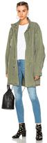 RtA Dillinger Jacket in Green.
