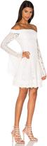 Nicholas Cornelli Lace Fit & Flare Dress