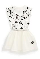 Nununu Infant Girl's Splash Tulle Dress