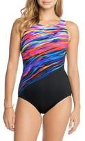 Reebok Nothern Lite Show One-Piece Swimsuit