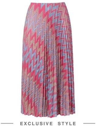 M MISSONI x YOOX 3/4 length skirt