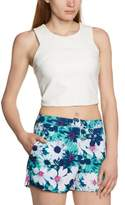 Kardashian Kollection For Lipsy Women's Structured Crop Top