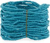 Berry Jewelry Multi-Row Beaded Stretch Bracelet