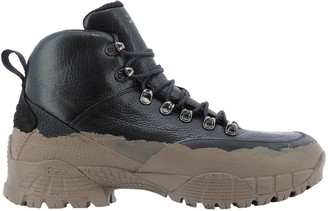Alyx X Stussy Lace-Up Hiking Boots