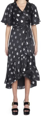 Diane von Furstenberg Polka Dot Dress