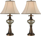 Dale Tiffany Dale TiffanyTM Bingham 2-Piece Table Lamp Set