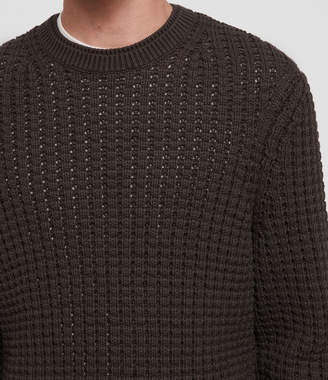 AllSaints Medar Crew Sweater
