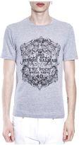 Pierre Balmain Print Cotton T-shirt