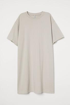 H&M T-shirt Dress - Brown