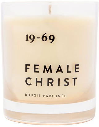19 69 200ml Female Christ Candle