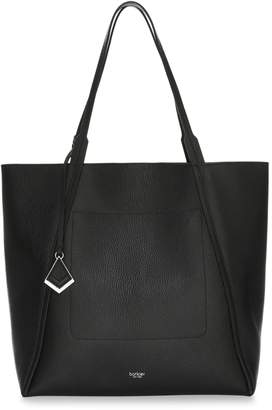 Botkier Trinity Pebbled Leather Tote