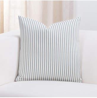 """Everlast Revolution Plus Stripe Juniper 16"""" Designer Throw Pillow"""