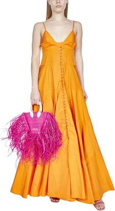 Jacquemus La Robe Manosque Maxi Dress