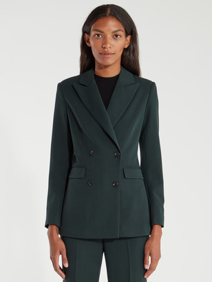 Billie The Label Frances Double Breasted Blazer