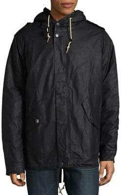 Barbour Cotton Hooded Jacket