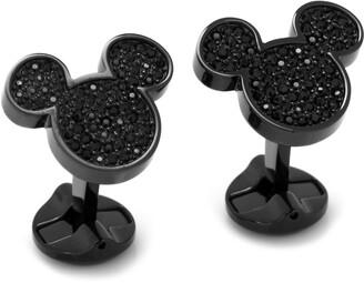 Cufflinks Inc. Disney Mickey Crystal Cuff Links