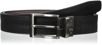 Dockers 1 1/4 in. Feather-Bombay Reversible Belt