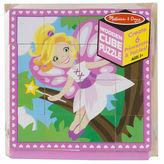Melissa & Doug Princess and Fairy Cube Puzzle