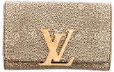 Louis Vuitton Louise Lezard Pochette PM