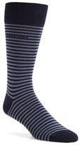 BOSS Men's 'Brian' Stripe Socks