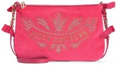 Juicy Couture Marrakech Cameo Atwater Velour Crossbody