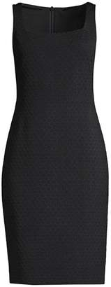 Elie Tahari Lowell Jacquard Knit Dress