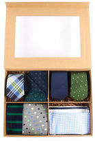 The Tie Bar Large Style Box- Set of 8