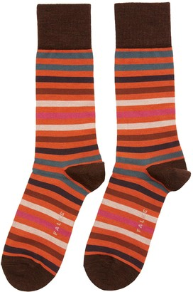 Falke Tinted stripe socks