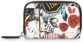 Fendi Karl Kollage wallet