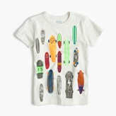 J.Crew Boys' skateboard T-shirt
