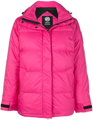 Canada Goose Approach hooded puffer jacket